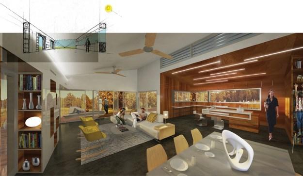 Horizon House designed by MF Architecture 8