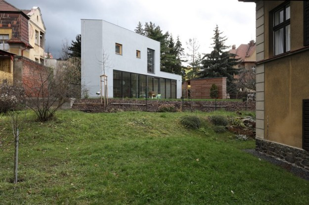 House Teplice designed by 3+1architekti 20
