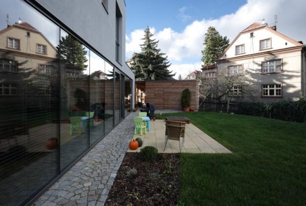 House Teplice designed by 3+1architekti 4