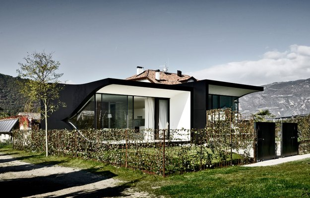 Mirror Houses designed by Peter Pichler Architecture 19