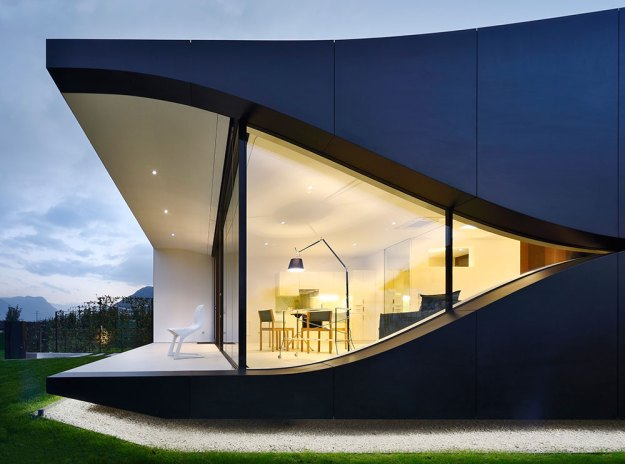 Mirror Houses designed by Peter Pichler Architecture 23