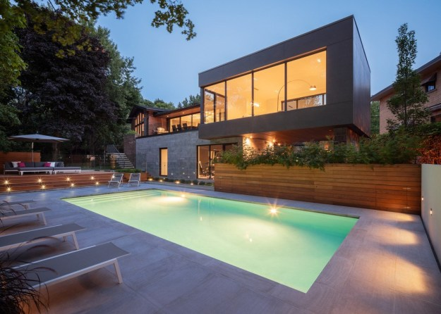 Prince Philip Residence designed by Thellend Fortin Architectes 1