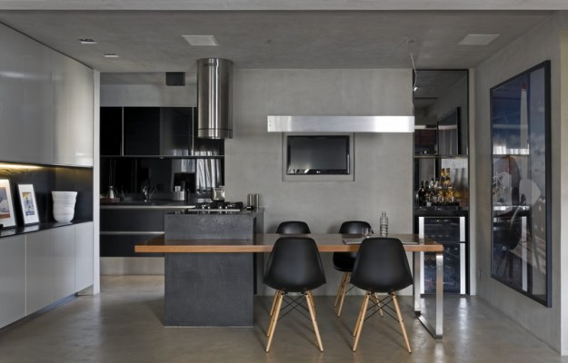 Real Parque Loft designed by Diego Revollo 4