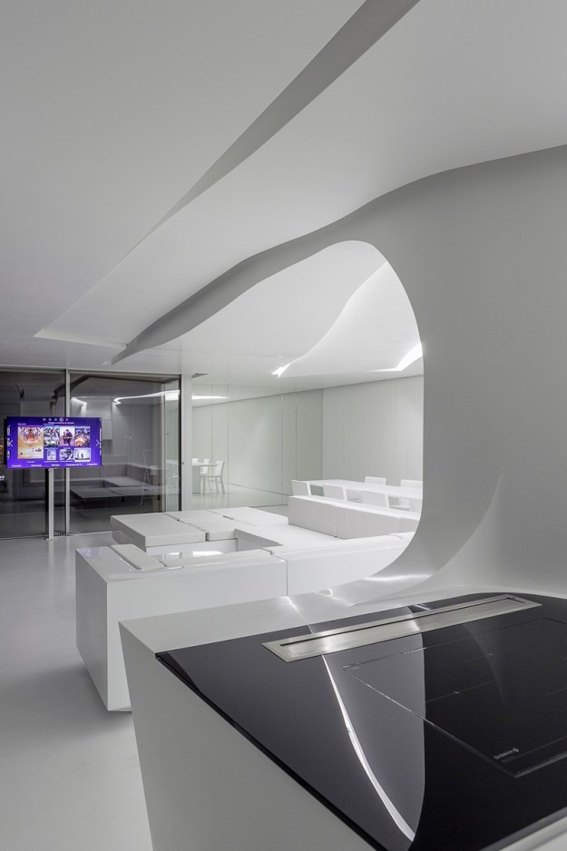Costa Blanca apartment designed by A-cero Architects 24