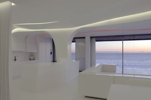 Costa Blanca apartment designed by A-cero Architects 3