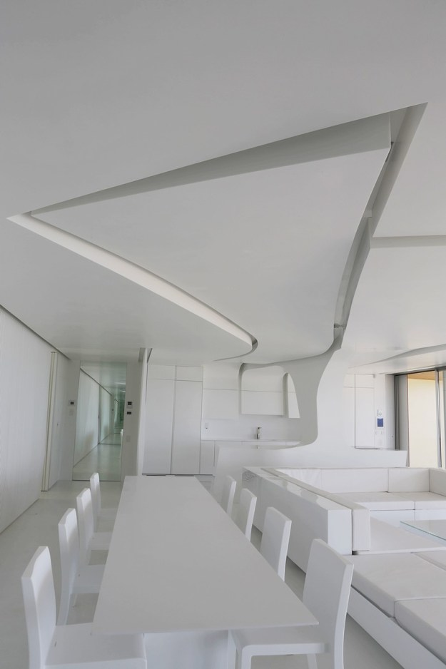 Costa Blanca apartment designed by A-cero Architects 9