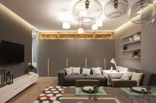 Apartment in Ukraine designed by SVOYA Studio 17