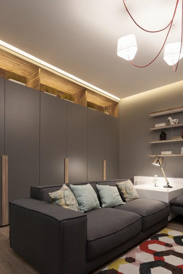 Apartment in Ukraine designed by SVOYA Studio 18