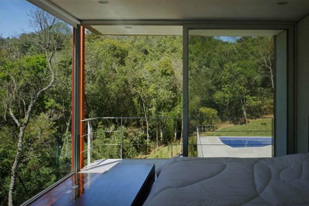M.M. House designed by Andrade Morettin Arquitetos Associados 5