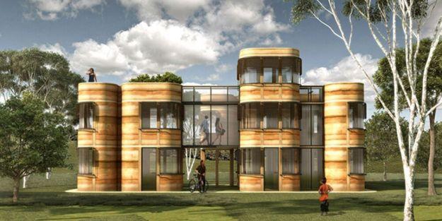 Modular Eco-House System 2