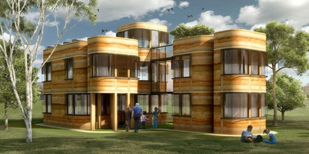 Modular Eco-House System 3
