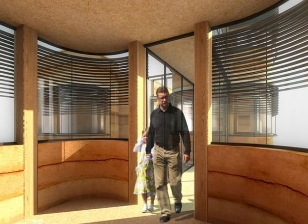 Modular Eco-House System 5