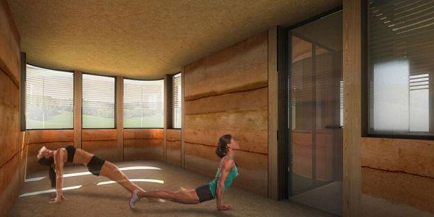 Modular Eco-House System 8