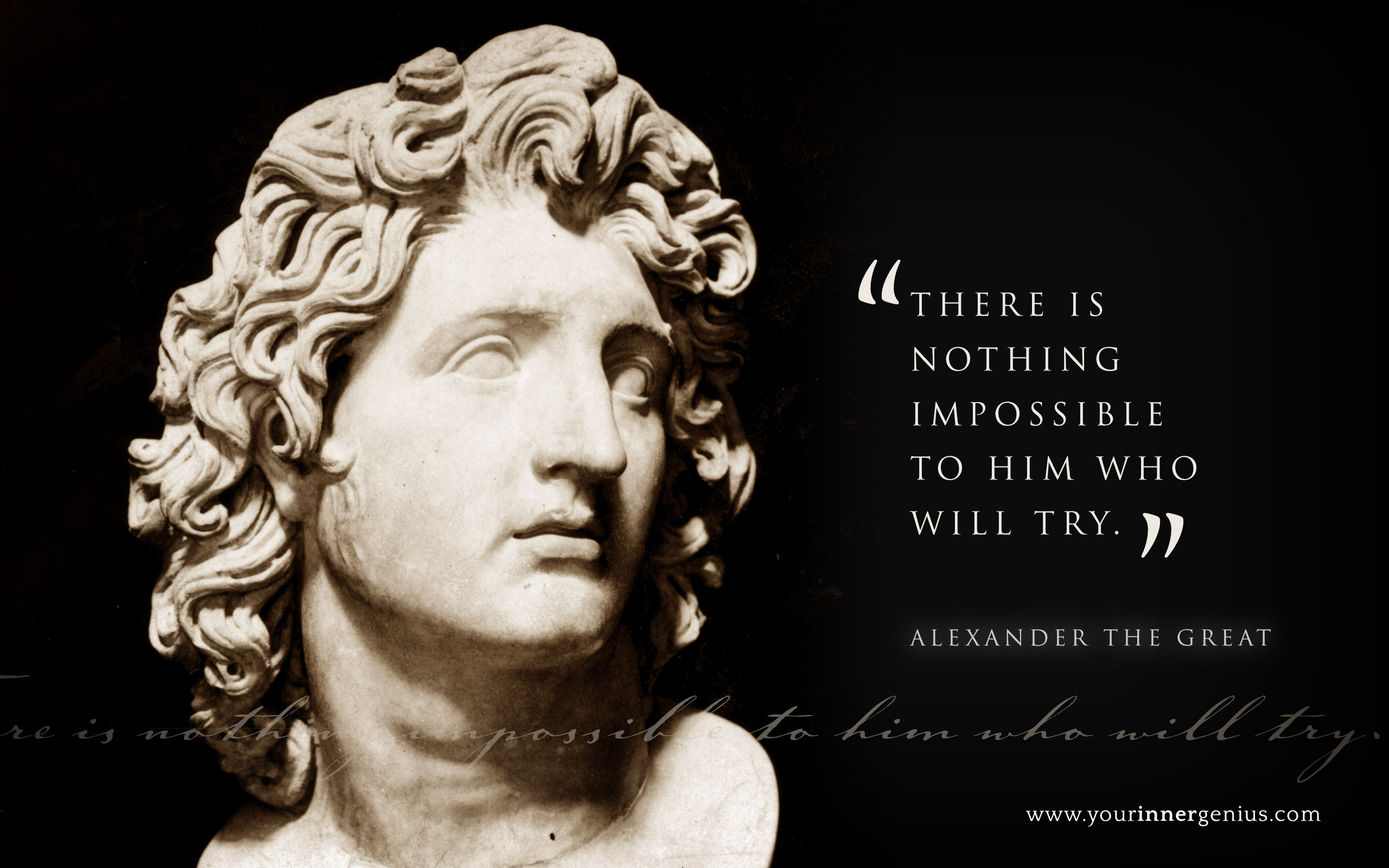 Happy Birthday To Alexander The Great