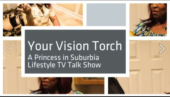 The Princess in Suburbia Lifestyle TV Show presented by the Princess of SUburbia, Princess Fumi hancock