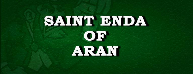 Saint Enda of Aran