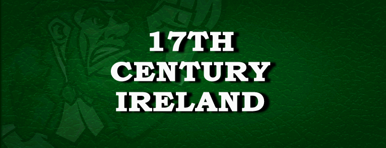 17th Century Ireland History