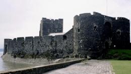 The Castle at Carrickfergus