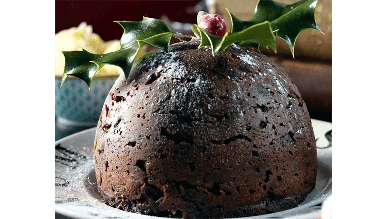 Traditional irish christmas pudding recipe irish food for Easy xmas pudding