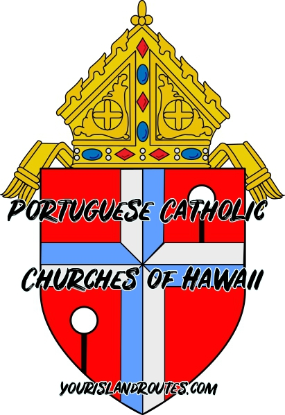 portuguese catholic church diocese emblem