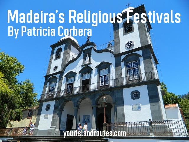 religious festivals on the island of madeira