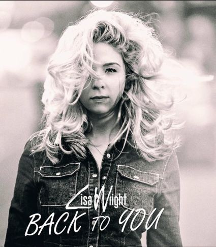 Lisa Wright - Back to You artwork