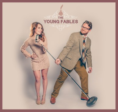 THE YOUNG FABLES ALBUM ARTWORK HD PRINT