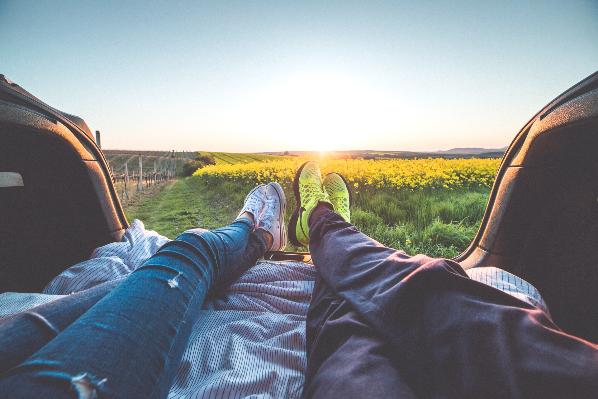 5 Reasons To Go on A Road Trip