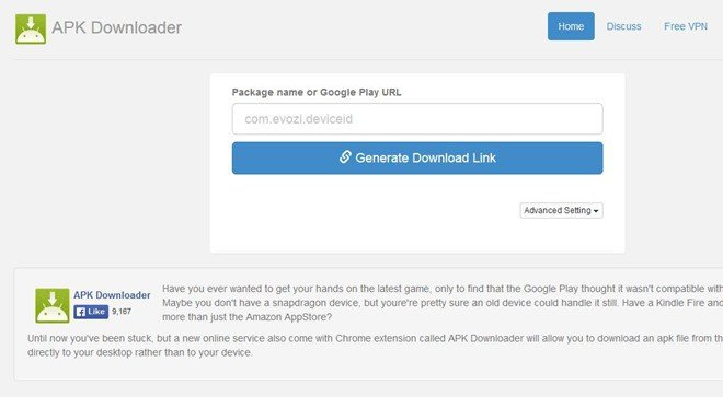 APK-Downloader