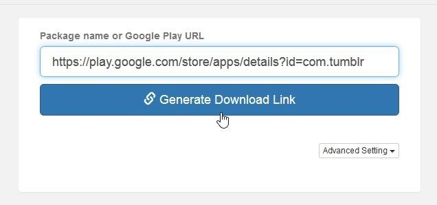 APK-Downloader_Link-Paste