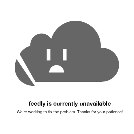 Feedly Down