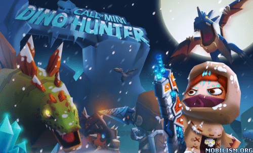 Trucchi per ottenere oro illimitato, oro infinito, gemme illimitate e gemme infinite in Call of Mini Dino Hunter 3.1.7 per smartphone e tablet Android
