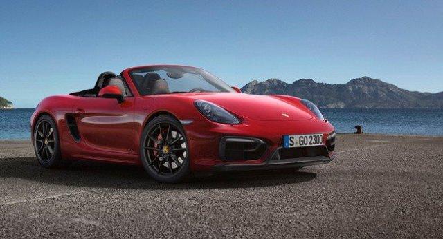 Porsche: Via libera alla produzione di un modello entry-level. Lancio per 2016