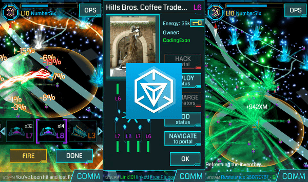 Ingress fot iOS