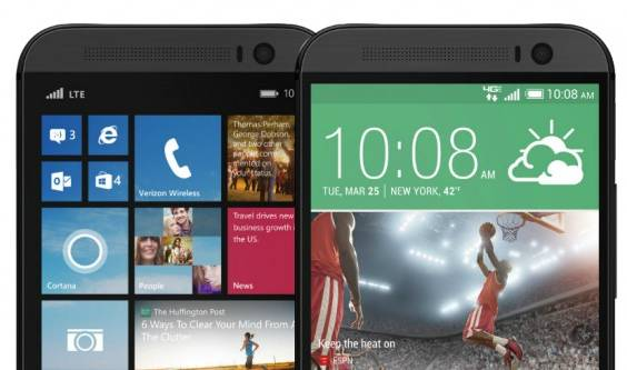 WP8.1 vs Android autonomia Htc One M8