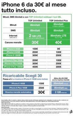 abbonamenti-H3G-iPhone-6