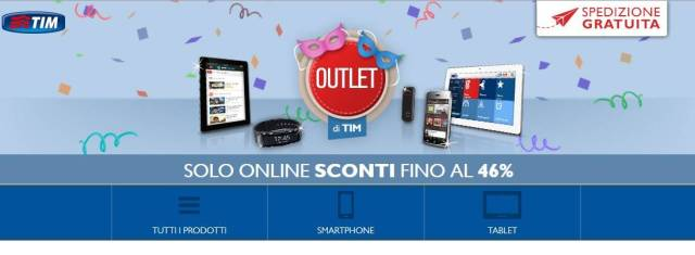 TIM Outlet