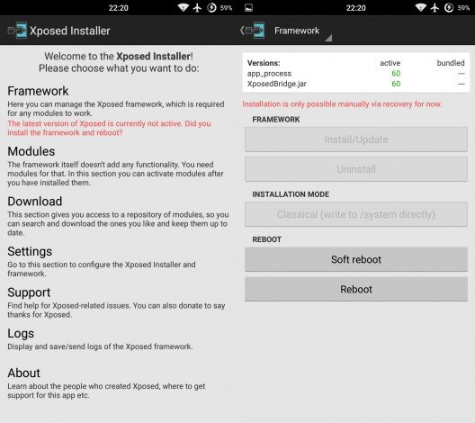 Xposed Lollipop CashDroid