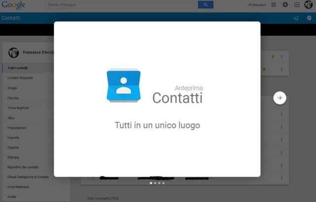 Google Contatti (1)