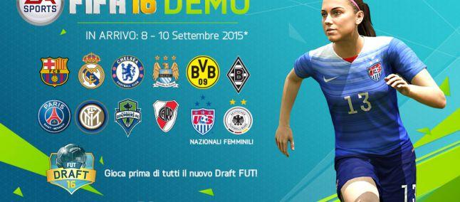 Demo FIFA 16