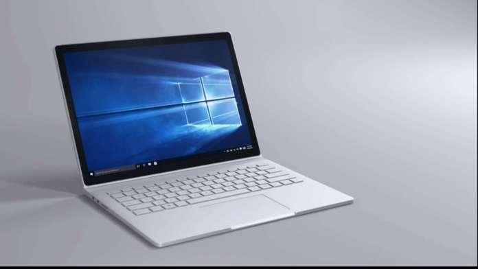 Microsoft Surface Book da 13.5 pollici