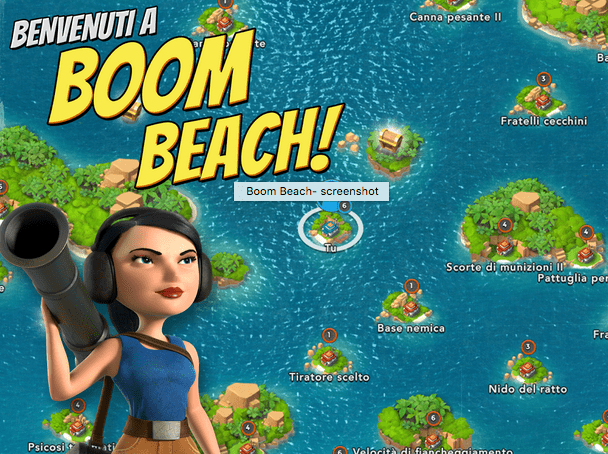 Trucchi Boom Beach APK Android