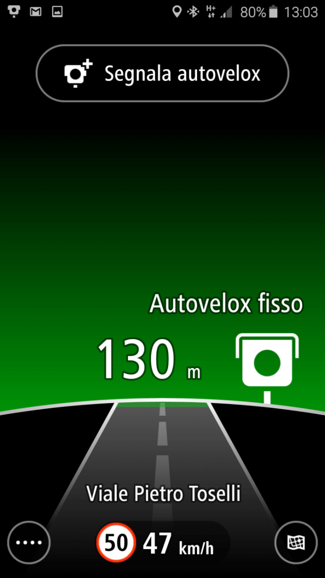 TomTom Autovelox per Android