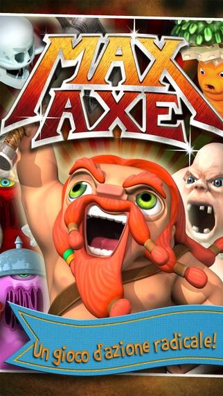 Trucchi Max Axe iOS, iPhone, iPad