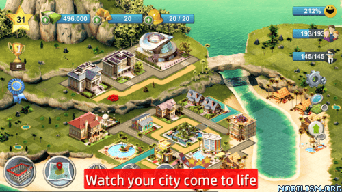 Trucchi City Island 4 APK Android