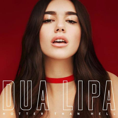 Dua-Lipa-Hotter-Than-Hell-artwork