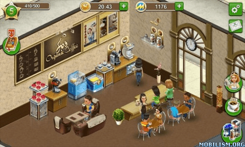 Trucchi My Cafe: Recipes & Stories APK Android (v 1.9.44)