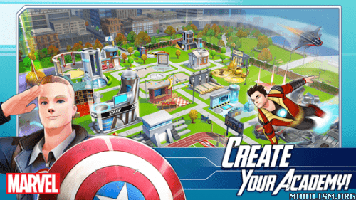 Trucchi MARVEL Avengers Academy APK Android