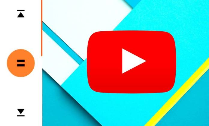 YouTube Android Background