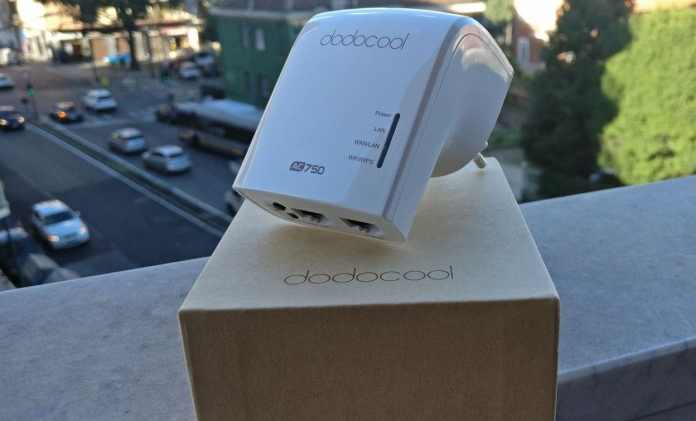 Dodocool Access Point Wifi Router Range Extender (9)
